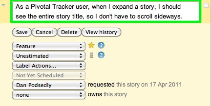 New in Pivotal Tracker: Expanding Text Fields, Multiple Files, and Drag/Drop File Uploads blog post featured image