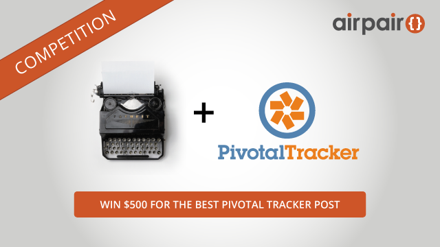 Collaborative Blogging Contest between Pivotal Tracker and AirPair