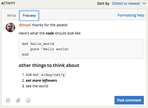 Preview Party: Previewing Markdown Before Posting blog post featured image