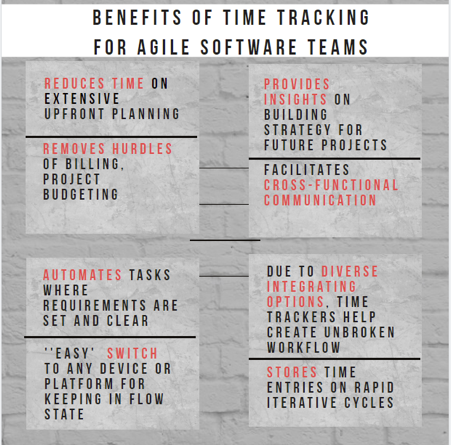 Benefits of time tracking