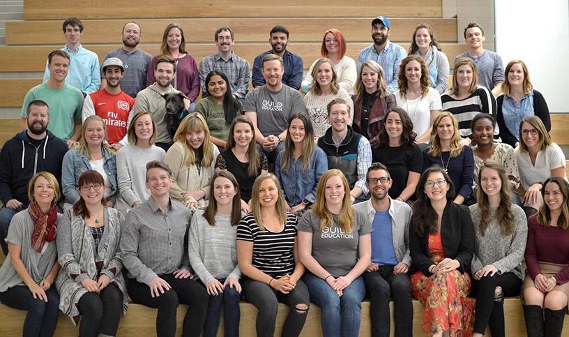 Guild team photo