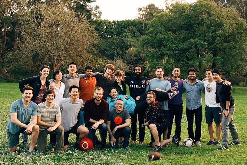 TINT team photo